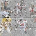 Tampa Bay Buccaneers Legends by Joe Hamilton
