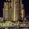 Tampa Marriott Waterside Hotel And Marina by Stephen Brown