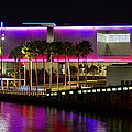 Tampa Museum Of Art In Hdr by David Lee Thompson