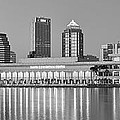 Tampa Panorama by Frozen in Time Fine Art Photography