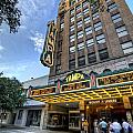 Tampa Theater 2 by Al Hurley