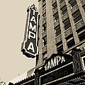 Tampa Theatre by S Lee P