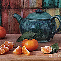 Tangerines by Luv Photography
