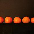 Tangerines by Patricia Januszkiewicz