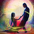 Tangoscape 01 by Miki De Goodaboom