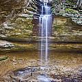 Tannery Falls by Peg Runyan