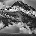 Tantalus Mountains - Canadian Coastal Mountain Range by Adam Jewell