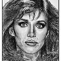 Tanya Roberts In 1981 by J McCombie