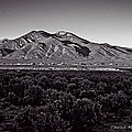 Taos In The Zone by Charles Muhle
