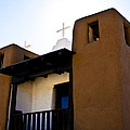 Taos Pueblo Church 2 by Marilyn Hunt
