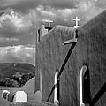 Taos Pueblo Church by David and Carol Kelly