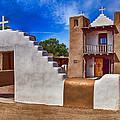 Taos Pueblo by Wayne Wood