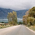 Taos Road by Ricardo J Ruiz de Porras