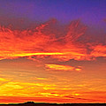 Taos Sunset Xxxx by Charles Muhle