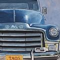 Taos Truck by Jack Atkins