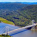 Bear Mountain Bridge 2 by Art Dingo