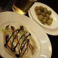 Tapas In Seville by Mary Machare