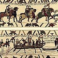 Tapestry Of Bayeux. The Complete by Everett