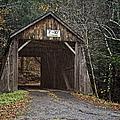 Tappan Covered Bridge by Joan Carroll