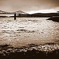 Tappan Zee Bridge X by Aurelio Zucco