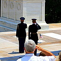 Taps At The Tomb Of The Unknown by Patti Whitten