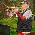 Taps For Troops by Larry Whitler