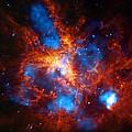 Tarantula Nebula by Jennifer Rondinelli Reilly - Fine Art Photography