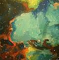 Tarantula Nebulae by Alana Meyers