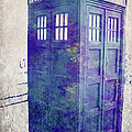 Tardis by Paulette B Wright