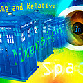Tardis Time And Relative Dimension In Space by Neil Finnemore