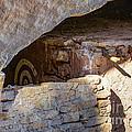 Target Bullseye Anasazi Ruin by Gary Whitton