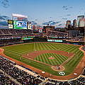 Target Field by Mark Whitt
