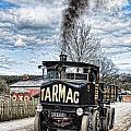 Tarmac Steam Wagon 1 by John Lynch