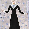 Tarot 8 Justice by Sushila Burgess