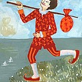 Tarot The Fool by Sushila Burgess