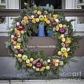 Tarpley Thompson Store Wreath by Teresa Mucha