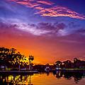 Tarpon Springs Glow by Marvin Spates