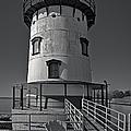 Tarrytown Lighthouse Bw by Susan Candelario