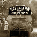 Tassajara Hot Springs Stage Monterey Co. California Circa 1910 by California Views Mr Pat Hathaway Archives