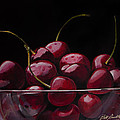 Tasty Cherries by Bill Dunkley