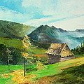 Tatry Mountains by Luke Karcz