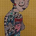 Tattoo Chic Gold by Karen Larter