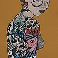 Tattoo Chic Rust by Karen Larter