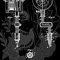 Tattoo Gun Patent by Dan Sproul