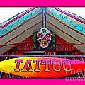 Tattoo Sign Digital by John Malone