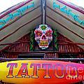 Tattoo Sign  by John Malone
