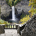 Taughannock Falls Overlook by Christina Rollo