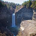 Taughannock Falls by William Norton