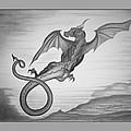 Taurus Draconis by Robert Kernodle