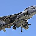 Tav 8b Harrier Jump Jet by Paul Fearn